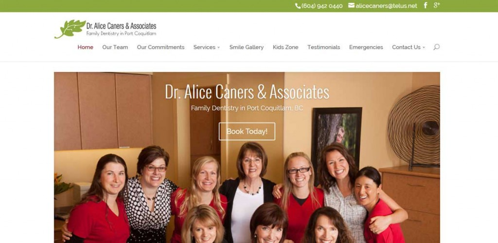 Dr. Alice Caners & Associates