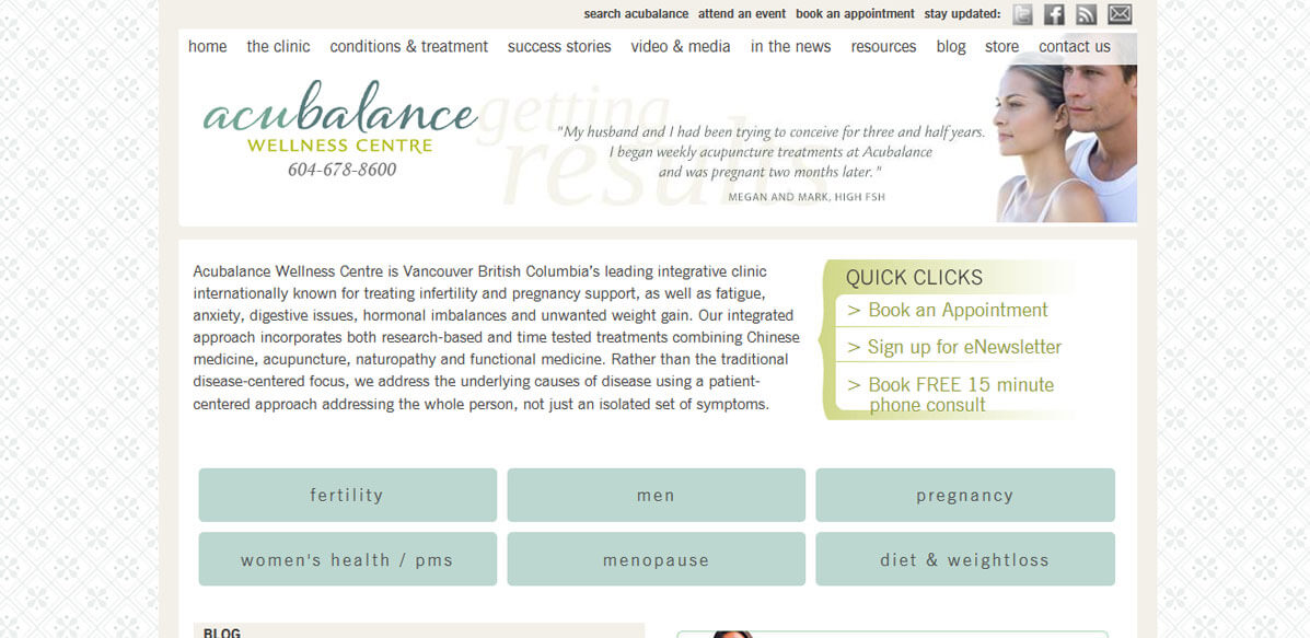 Acubalance Wellness Centre