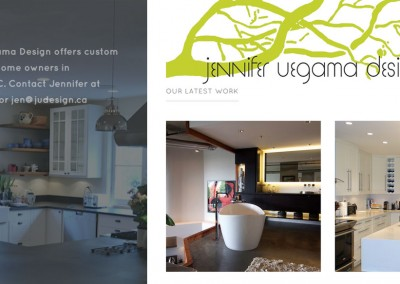 Jennifer Uegama Design