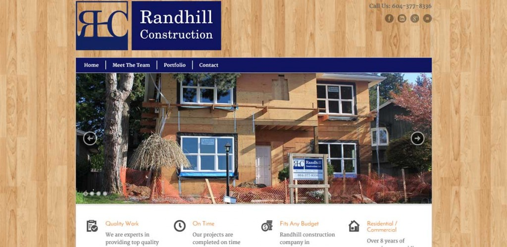 Randhill Construction