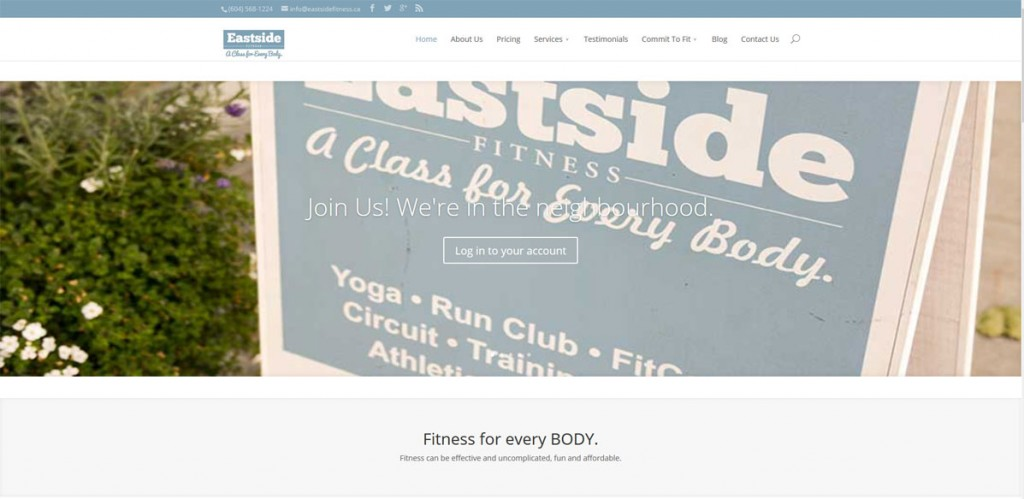 Eastside Fitness
