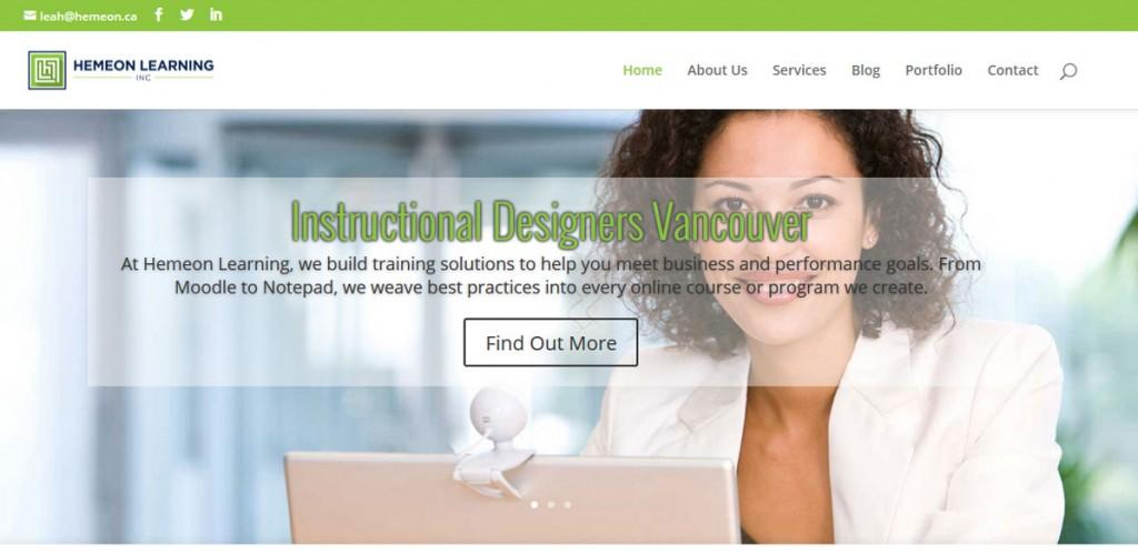Hemeon Learning Inc.