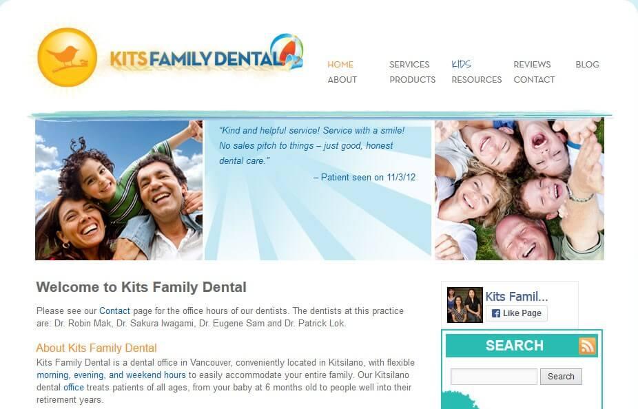 Kits Family Dental