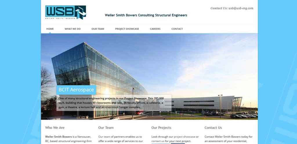 Weiler Smith Bowers Structural Engineers