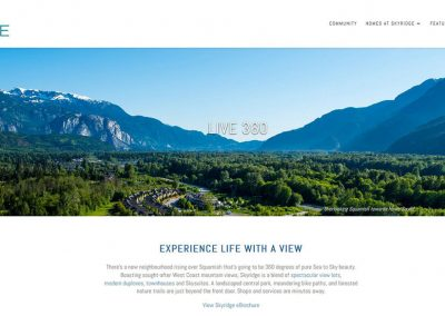 Skyridge Squamish