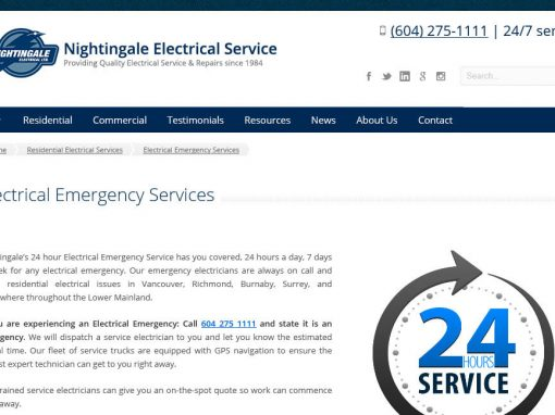 Nightingale Electrical Service