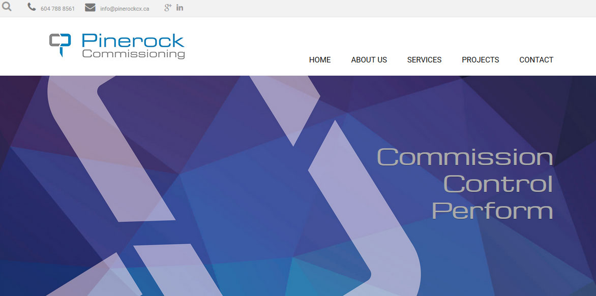 Pinerock Commissioning Ltd.