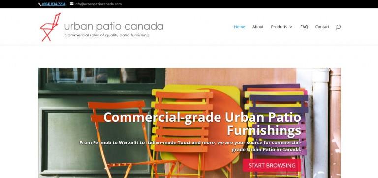 Urban Patio Canada