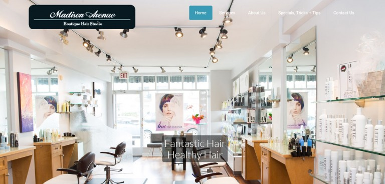 Madison Avenue Boutique Hair Studio