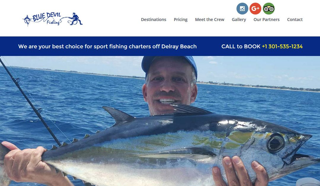 Blue Devil Fishing – Sport Fishing Charter in Florida