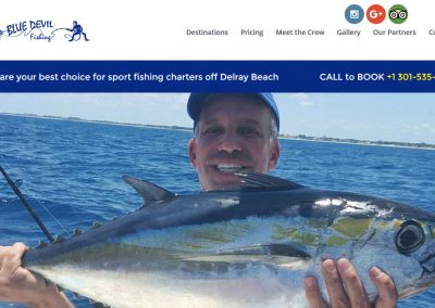 Blue Devil Fishing – Sport Fishing Charter in Florida