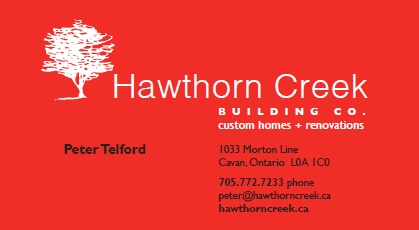Hawthorn Creek Building Co
