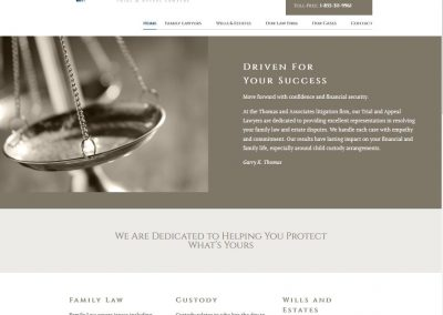 Thomas & Associates Family Law