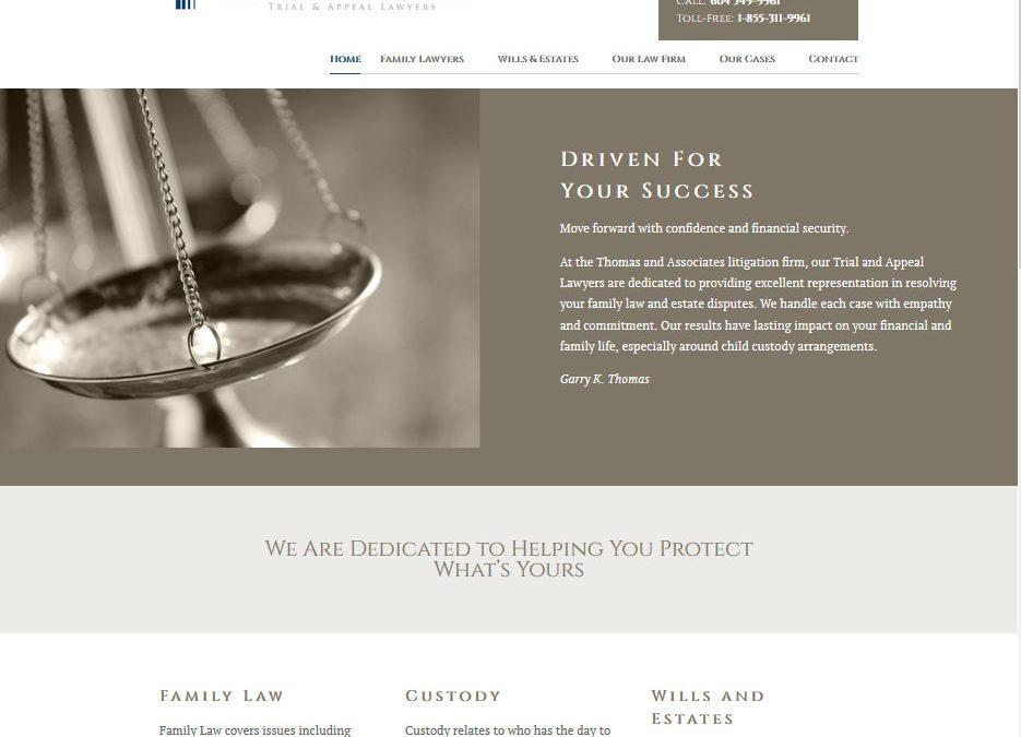 Thomas & Associates Family Law