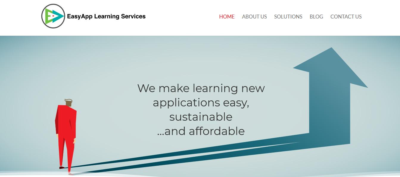 Easyapp Small Web Design Company Vancouver Lara Spence Web Design